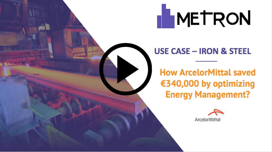 METRON - ArcelorMittal - REPLAY
