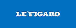 Image result for logo le figaro