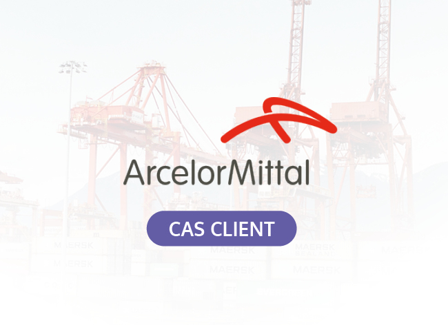 use case ArcelorMittal METRON