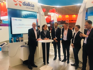 Dalkia and METRON sign a partnership for a digital solution to accelerate manufacturers' energy transition