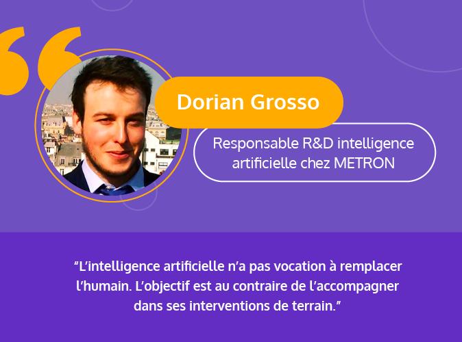 Industrie : l'intelligence artificielle comme complément à l'humain