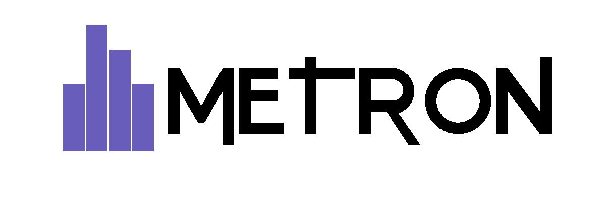 Logo_METRON_LOGO_METRON_noir et violet