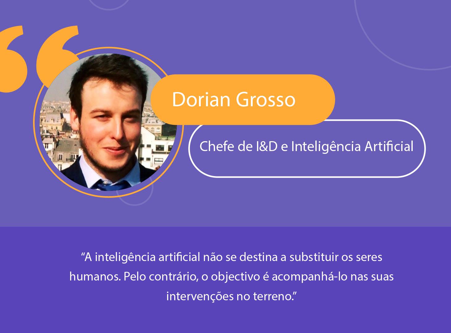 Indústria: Inteligência artificial como complemento ao ser humano