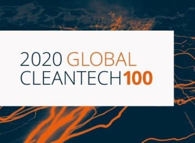 METRON reconnu parmi les 100 pépites mondiales du prix Global Cleantech !