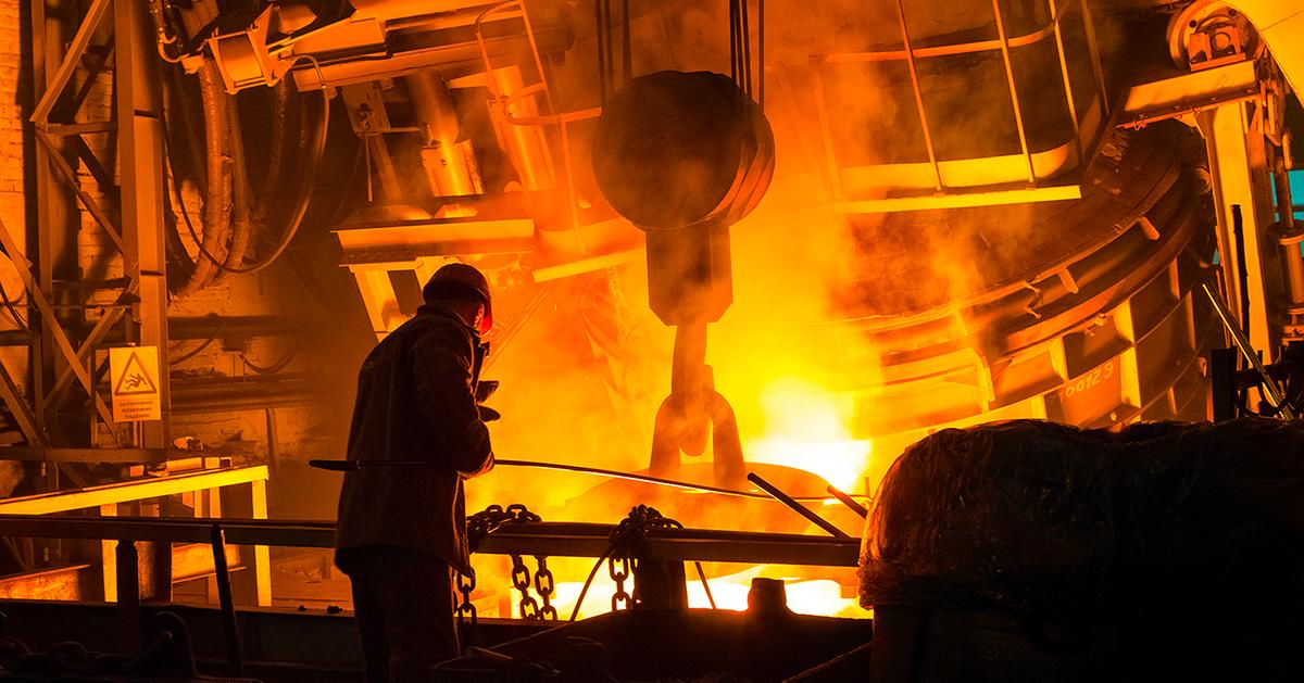 Como a ArcelorMittal economizou340 mil euros ao otimizar a Gestãoda Energia?