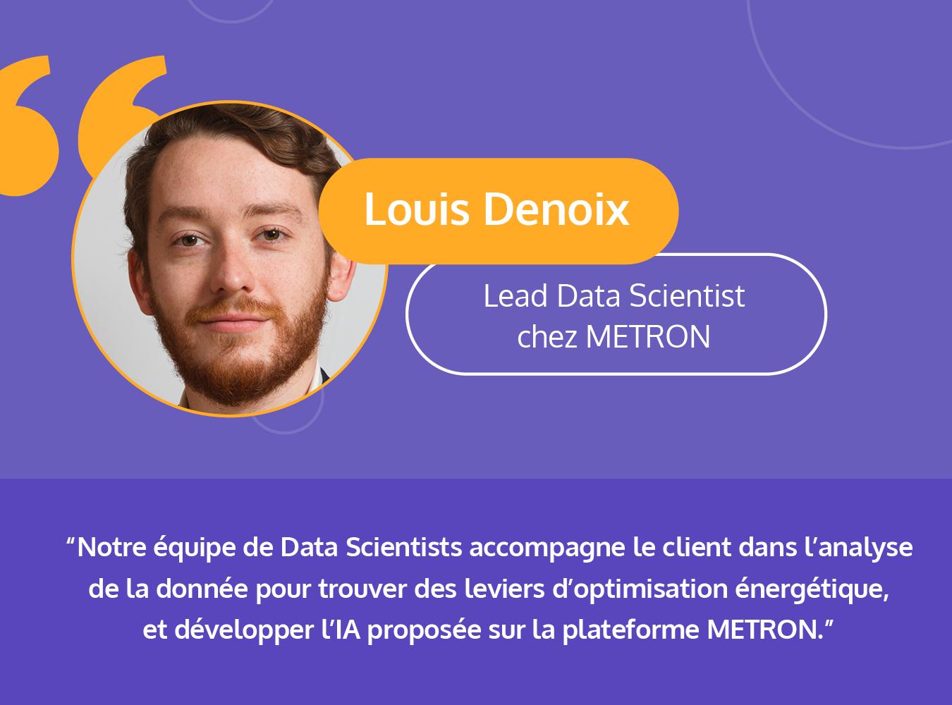 data science interview METRON