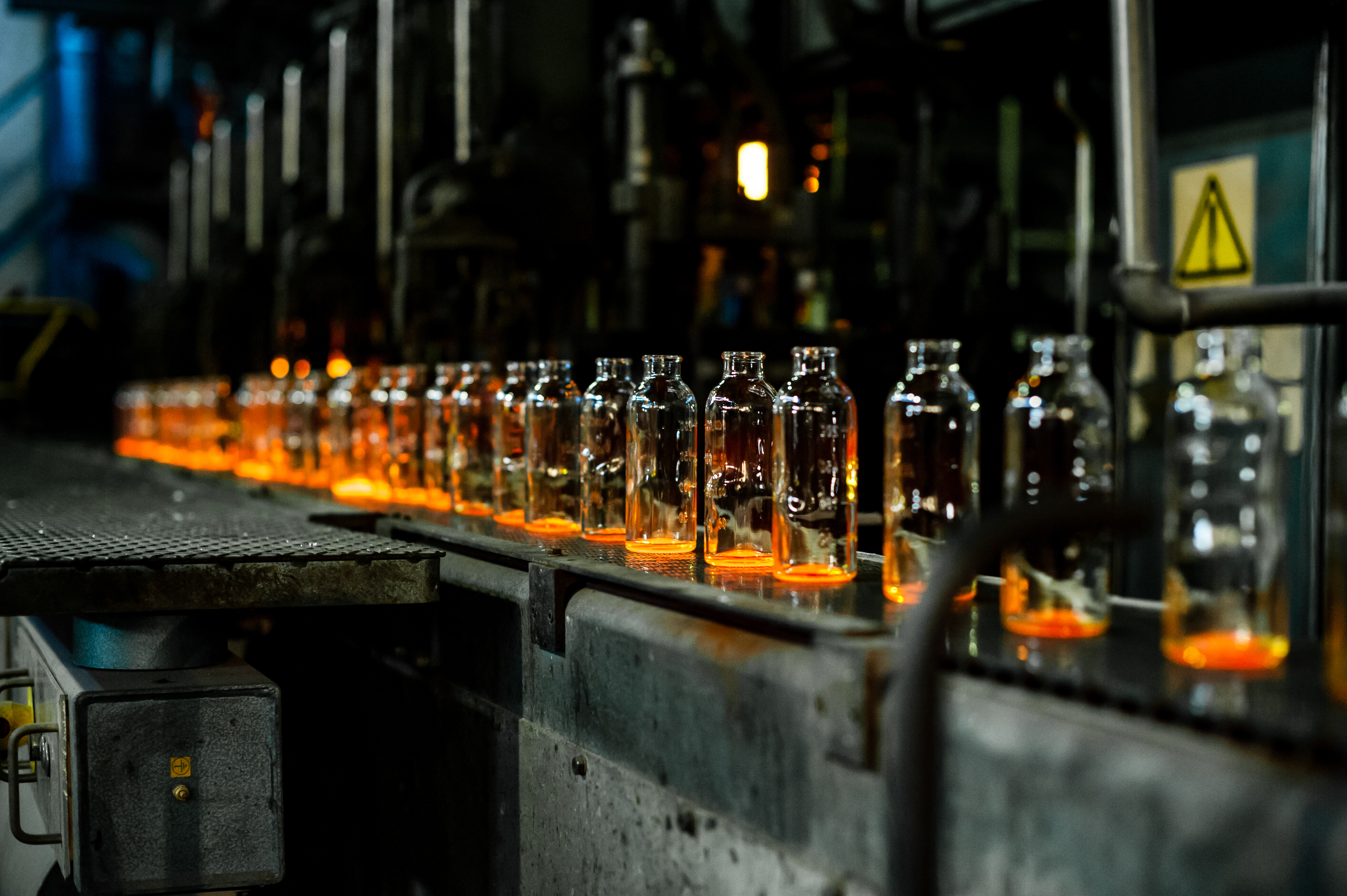 Glass - Industry
